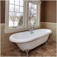 "Built comfortably for two, this 70"" double-ended tub is designed for one or two people to relax in at the end of a long day."