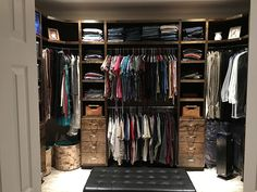 Master Closet For My Wife | Do It Yourself Home Projects from Ana White