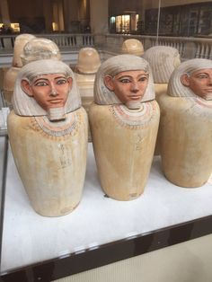 Canopic Jars Canopic Jars, Egyptian, Buddha, Statue, Art, Art Background, Kunst, Performing Arts, Sculptures