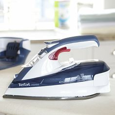 Tefal® FreeMove Cordless Steam Iron - From Lakeland