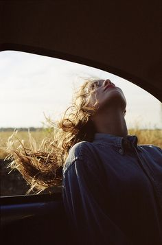 """wind in my hair, i feel part of everywhere"" - Eddie Vedder"