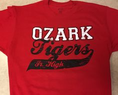 Ozark Tigers Jr.  High School