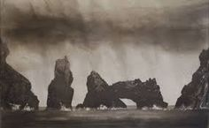 Stac Biorach and Soay Stac by Norman Ackroyd Ra exhibiting artist at North House Gallery Manningtree, Essex Norman Ackroyd, Etching Prints, St Kilda, Printmaking, Watercolor Art, Scenery, Black And White, Gallery, Drawings