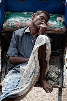 Man in Kolkata