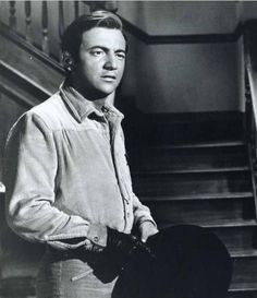 Bobby Darin in 'Gunfight in Abilene' Bobby Darin, Sandra Dee, Heartbreak Hotel, Western Movies, Vintage Stuff, American Singers, Bananas, Country Music, Cowboys