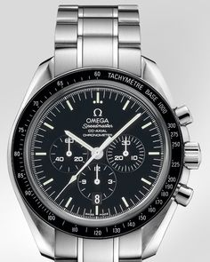Speedmaster     Moonwatch Co-Axial Chronograph