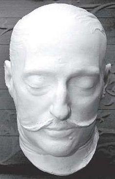 П. Клодт. Посмертная маска Николая I