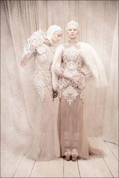 Dresses by Amato / #haute #couture #fashion
