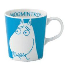 Moomin face mug ( Moomin ) MM621-11