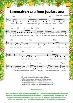Sheet Music, Christmas, Kids, Xmas, Young Children, Boys, Children, Music Score, Weihnachten