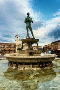 L'Aquila - Abruzzo - Italy