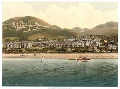 From the Sands, Penmaenmawr, Wales