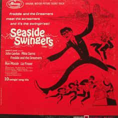 John Leyton - Mike Sarne - Freddie And The Dreamers* - Seaside Swingers - Original Motion Picture Soundtrack: buy LP, Mono at Discogs