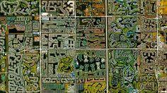 Вражаючі супутникові знімки про те, як ми змінили Землю