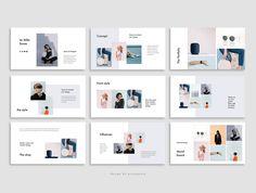Simple Powerpoint Templates, Keynote Template, Minimal Photography, Presentation Slides, Presentation Design, Corporate Presentation, Change Image, Form, Health
