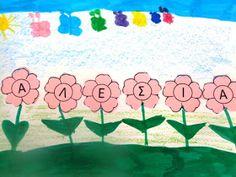 5o - 7o ΝΗΠΙΑΓΩΓΕΙΑ ΤΥΡΝΑΒΟΥ: Δραστηριότητες για την εκμάθηση του ονόματος Blog, Blogging