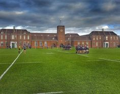 Windy day for #rugby. @mts_rugby vs Eton.
