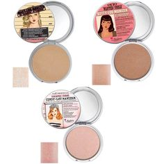 1PCS Top Quality Brand Makeup The Balm Mary-Lou Manizer  / Betty-Lou Manizer / Cindy-Lou Manizer Bronzer & Highlighter Cosmetics