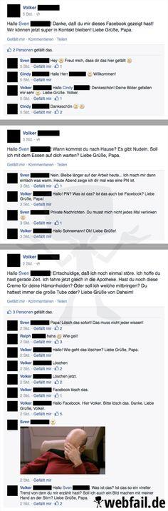 Facebook-Fails: Bitte, lass diese Facebook-Nachrichten Fake sein - watson