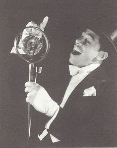 Cab Calloway at the Cotton Club, Harlem, New York, 1920s http://fantomas-en-cavale.tumblr.com/post/35208141862/cab-calloway-au-cotton-club-harlem-new-york
