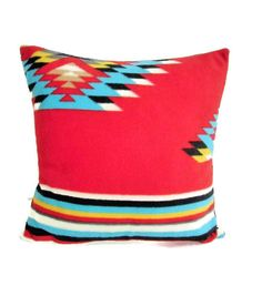 PillowsRedPillow CoversShamsAztecSouthwestHome