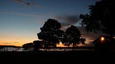 Sunset of Lake Belton   Photo by Kang Sang Kee