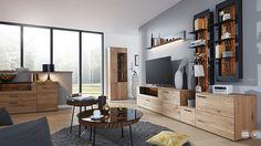 Materialfusionen Erweitern Den Gestaltungsspielraum. Möbel Im Materialmix  ...