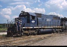 RailPictures.Net Photo: PAL 3053 Paducah & Louisville Railroad EMD SD40 at Paducah, Kentucky by Sid Vaught