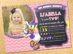 Daisy Duck Inspired Birthday Party Photo by Owen & Sally Designs