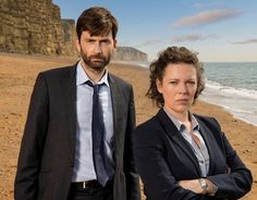 USA: Broadchurch Season 2 Available On Netflix From Today