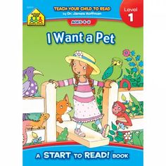 I Want a Pet - A Level 1 Start to Read! Book is just one charming story in this early reading series.