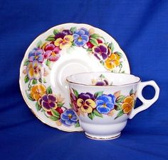 staffordshire tea set