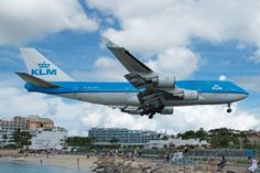 Photo of KLM Boeing 747-400 (PH-BFN) ✈ FlightAware