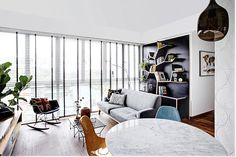 How to do industrial, retro and contemporary all at once! | Home & Decor Singapore