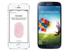 Apple iPhone 5S vs Samsung Galaxy S4: Spec Comparison Video