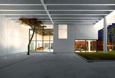 UNG NO LEE MUSEUM 대전 이응노 미술관   Emmanuelle et Laurent Beaudouin - Architectes