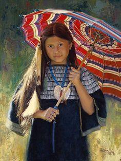 The Native American Fine Art of Karen Noles