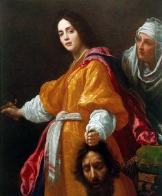 Cristofano Allori, Judith with the head of Holofernes, 1513,