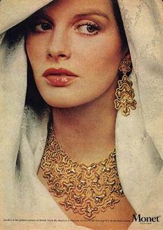 Monet Ad, 1977