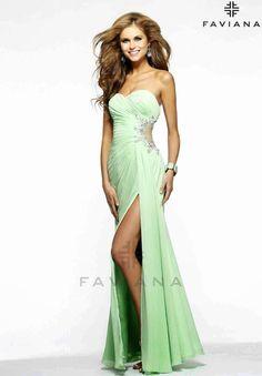 Moda para fiesta : Llamativos vestidos elegantes para fiesta