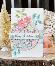 papertrey ink - beautiful berries: winter & cutaway tags: winter...