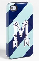 Case-Mate® 'Monogram Diagonal Stripe' iPhone 5 Case (Nordstrom Exclusive)