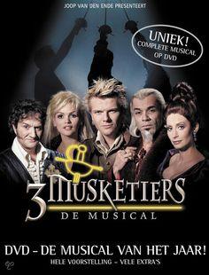 De drie musketiers - musical