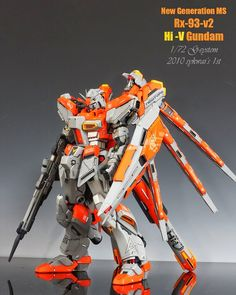 Custom Build: G-System 1/72 hi-v Gundam conversion kit - Gundam Kits Collection News and Reviews