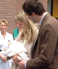Prince Amedeo and Elisabetta name their baby Anna Astrid