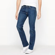 Jean 501 regular, droit en denim