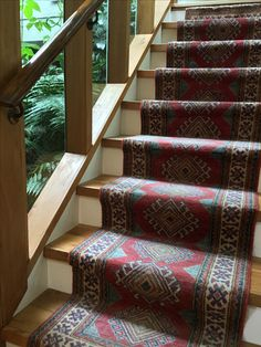 Glass enclosed staircase, Joyce's house New Zealand