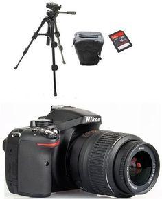 Bundle Offer #Nikon #D5200 18-55mm Lens Kit 60% Off #JollyLLB2 #برشلونه_باريس #onlinedealsuae #mydubai #bestdeal