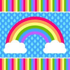 Rainbow book printables - Buscar con Google