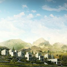 Making of BOKA Artist Residence by EDiT - 3D Architectural Visualization & Rendering Blog